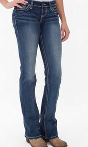 Buckle BKE Sabrina Stretch Blind Pocket Jeans 28